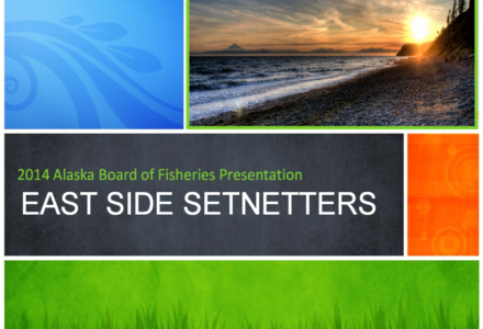 2014 KPFA Presentation to the Alaska Board of Fisheries